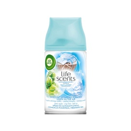 Air Wick Life Scents Linen In The Air Freshmatic Refill 250ml
