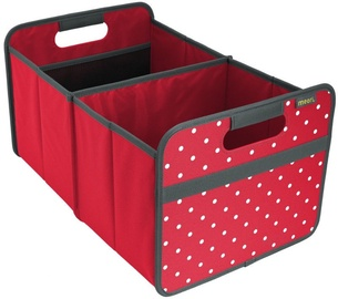 Meori Foldable Box Classic Red With Dots A100021