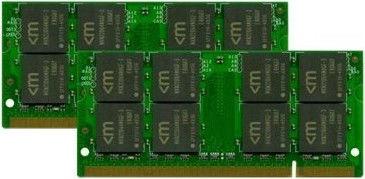Mushkin Essentials DDR2 4GB 800MHz CL5 SO-DIMM KIT OF 2 996577