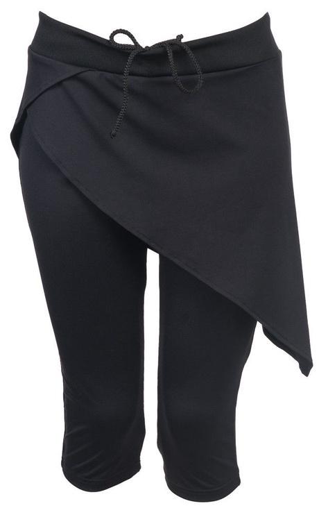 Bars Womens Sport Breeches Black 62 S