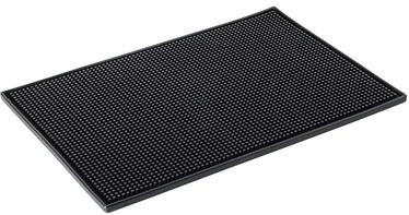 Stalgast Bar Mat 45 x 30 cm Black