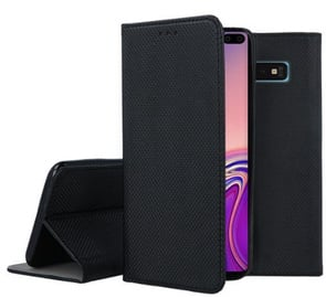 Mocco Smart Magnet Book Case For Samsung Galaxy A50 Black