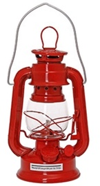 Verners Oil Lantern 9.5x19cm Red
