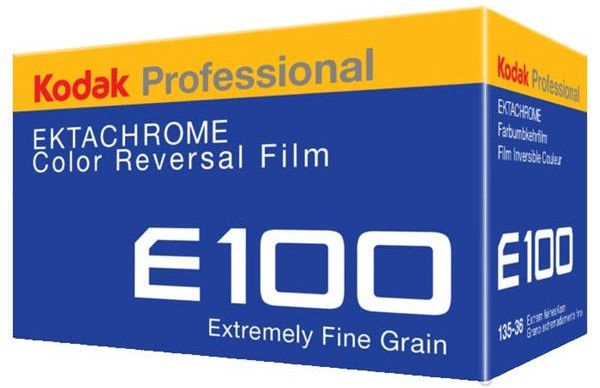 Kodak Professional Ektachrome E100/36 Film