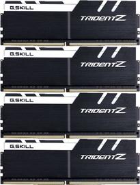 G.SKILL Trident Z Black/White 32GB 3200MHz CL16 DDR4 KIT OF 4 F4-3200C16Q-32GTZKW