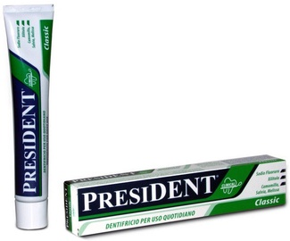 President Classic Toothpaste 75ml