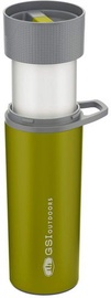 GSI Outdoors Glacier Stainless Commuter JavaPress Cup Green