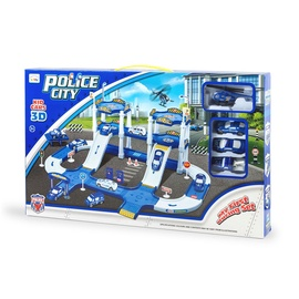 SN My First Racing Set Police City 513120937