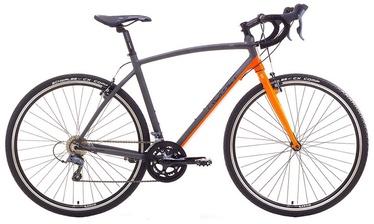 "Jalgratas Romet Mistral 19"" 28"" Grey Orange 17"