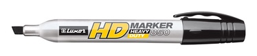 Luxor HD Heavy Duty Marker Black 850