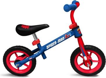 "Tasakaaluratas Running Bike Spiderman, sinine, 10"""