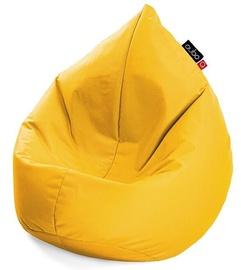 Кресло-мешок Qubo Drizzle Drop, желтый, 120 л