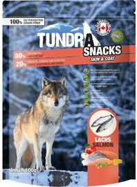 Tundra Snacks Skin & Coat With Salmon 100g