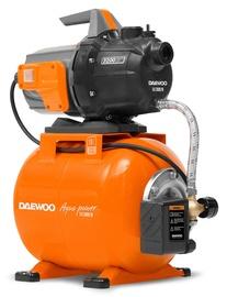 Daewoo DAS 3500/19 Automatic Domestic Station Orange