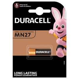 Duracell Alkaline Long Lasting Power Batteries MN27