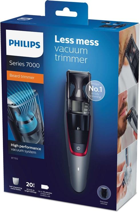Philips Beardtrimmer Series 7000 BT7512/15