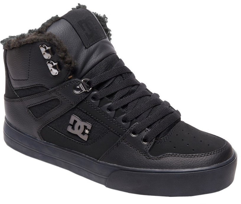 DC Shoes Pure WNT Winter High-Top Boots Black 44