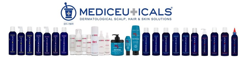 Mediceuticals Numinox Hair Follicle and Scalp Stimulator 125ml