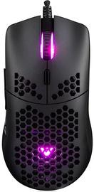 Игровая мышь Modecom Volcano Shinobi Black, проводная, оптическая