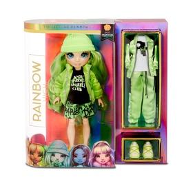 Nukk MGA Rainbow High Fashion Jade Hunter