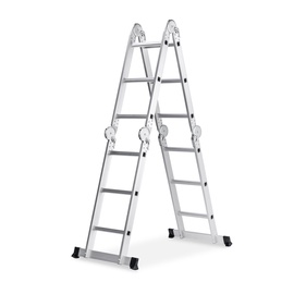 HausHalt BL-403B Universtal 3-Steps Ladders