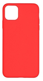 Evelatus Soft Touch Back Case For Apple iPhone 12 Pro Max Red