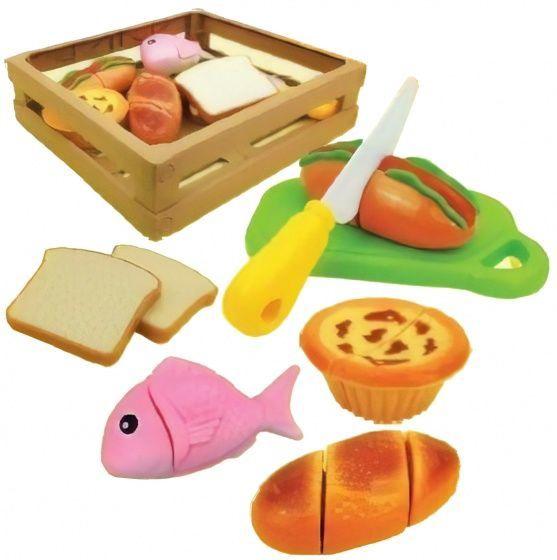 Gerardos Toys Bread Set 48874