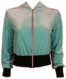 Bars Womens Sport Jacket Green/Black 77 L