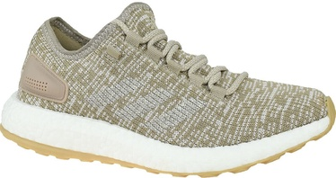 Adidas Womens Pureboost Shoes S81992 Khaki 38