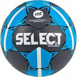 Select Solera Junior 2 Official EHF Ball 15976 Grey/Blue Size 2