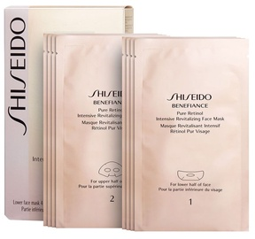 Shiseido Benefiance Pure Retinol Intensive Revitalizing Face Mask 4 + 4 pcs