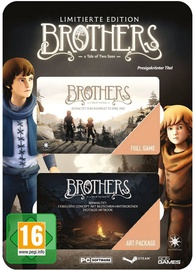 Brothers: A Tale Of Two Sons Limited Edition PC