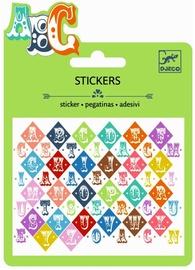 Djeco Saloon Letters Mini Stickers DJ09768