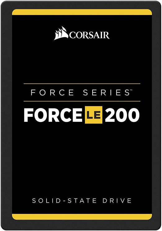 "Corsair Force Series LE200 120GB SATAIII 2.5"" CSSD-F120GBLE200C"