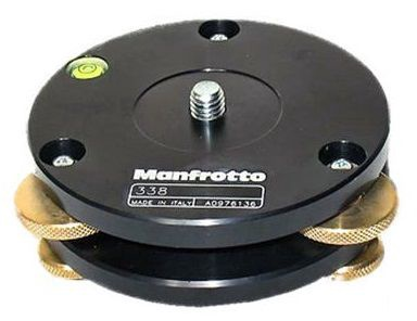 Manfrotto Levelling Base 338