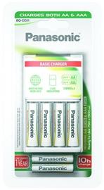 Panasonic Basic Charger 4xAA + 2xAAA