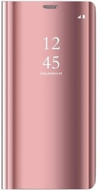 Mocco Clear View Case For Huawei P30 Lite Pink