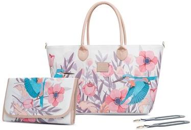 Kott KinderKraft Shopper Bag Mommy White