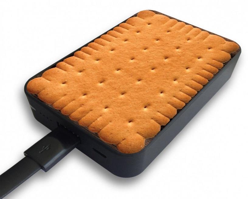 Smartoools Biscuit Power Bank 5000mAh