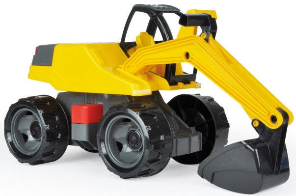 Lena Excavator Yellow 02131