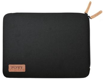 """Port Designs Torino Skin Laptop 15.6"""" Black"""