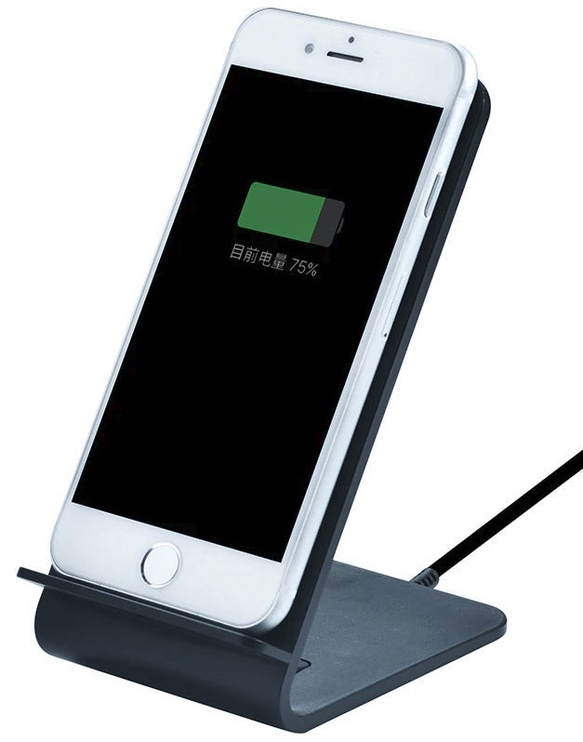 Devia Pioneer Wireless Charger Black