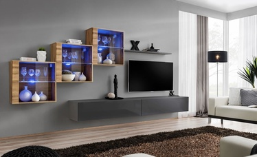 ASM Switch XX Wall Unit Wotan/Graphite