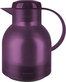 Emsa Samba Vacuum Jug Quick Press 1l Purple