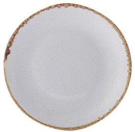 Porland Seasons Dinner Plate D30cm Grey
