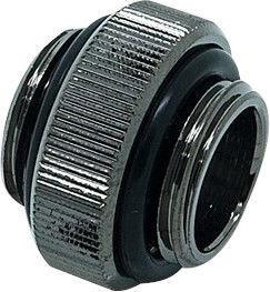 EK Water Blocks EK-AF Extender 6mm M-M G1/4 Black Nickel