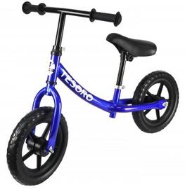 Tesoro PL-8 Balance Bike Blue Metallic