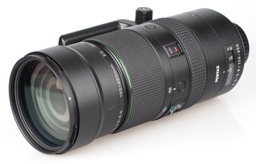 Pentax HD D-FA 150-450mm f/4.5-5.6 ED DC AW