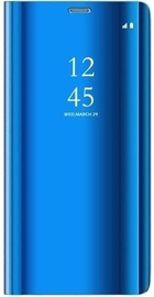 Mocco Clear View Case For Huawei P30 Lite Blue