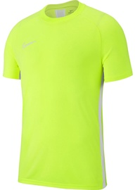 Nike Men's T-shirt M Dry Academy 19 Top SS AJ9088 702 Lime XL
